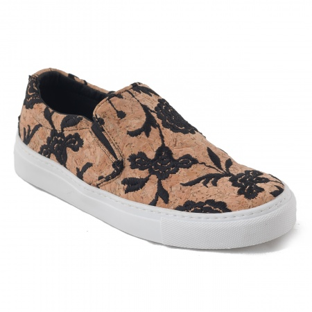 vegan sneakers woman cork