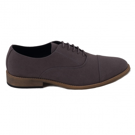 Man vegan oxford shoes
