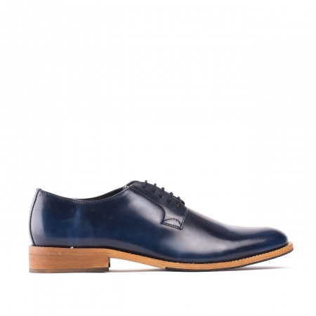Man vegan derby shoe