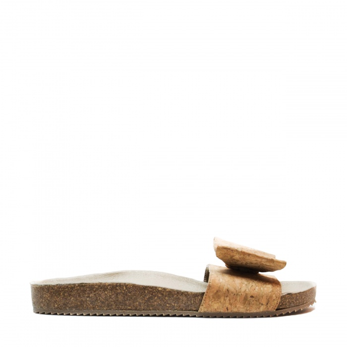 Monik Cork Woman vegan sandal cork