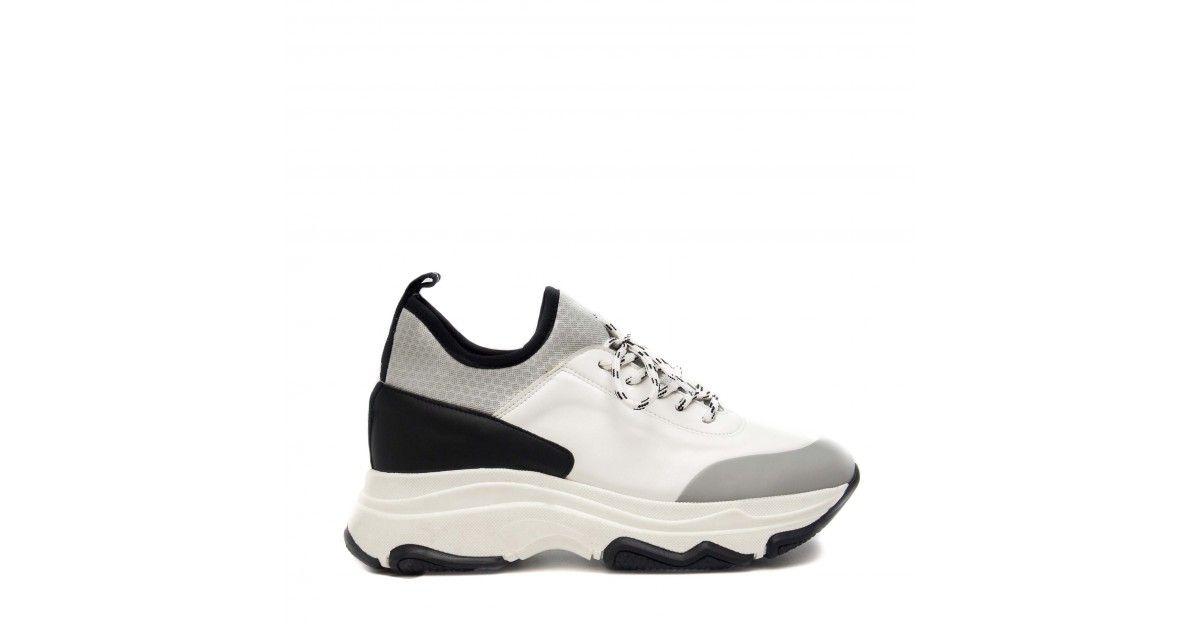 Vegan Shoes - Edda White